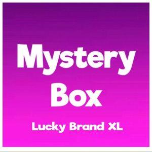 Mystery Box Lucky Brand Size XL